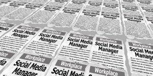 trabajo de social manager