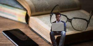 escribir y trabajar al mismo tiempo