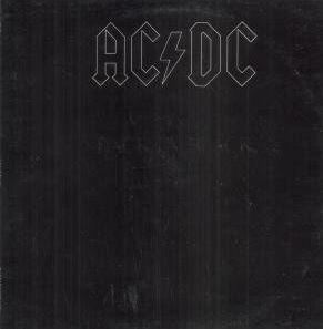 Back in Black (1980) album de ACDC