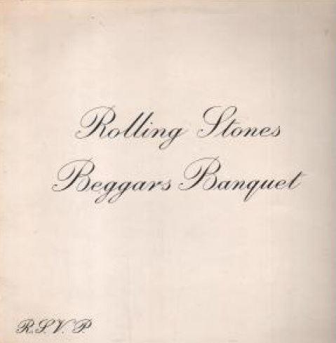 Beggars Banquet (1968) Album de The Rolling Stones