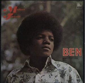 Ben (1972) Album de Michael Jackson