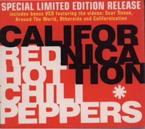 Californication (1999) Album de Red Hot Chili Peppers
