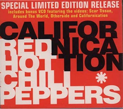 Californication (1999) Album de Red Hot Chili Peppers