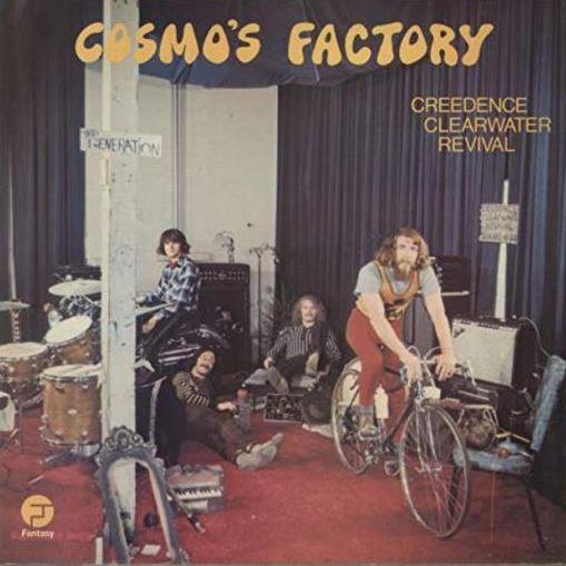 Cosmo's Factory (1970) Album de Creedence Clearwater Revival