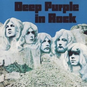 Deep Purple in Rock (1970) Album de Deep Purple