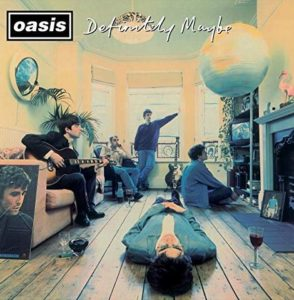 Definitely Maybe (1994) Album de Oasis