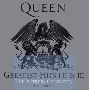 Greatest Hits (1981) Compilation de Queen