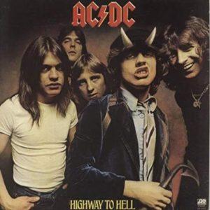 los mejores discos de ACDC