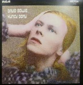 Hunky Dory (1971) Album de David Bowie