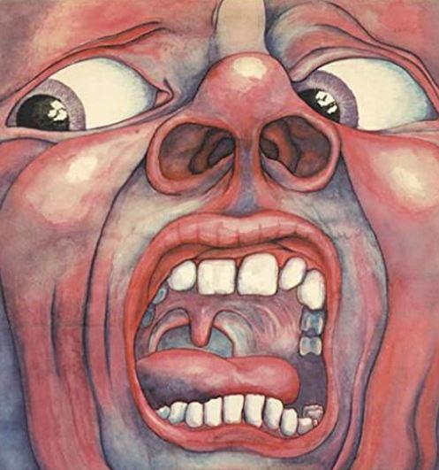 In the Court of the Crimson King (1969) Album de King Crimson