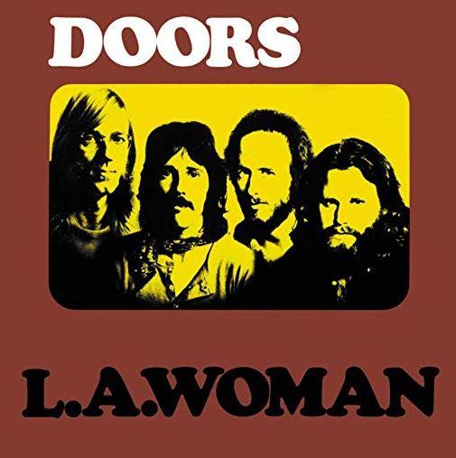 L.A. Woman (1971) Album de The Doors