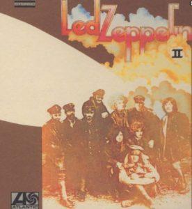Led Zeppelin II (1969) Album de Led Zeppelin