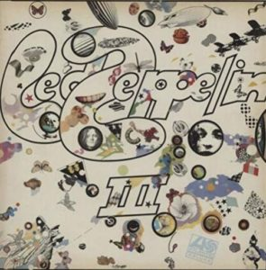 Led Zeppelin III (1970) Album de Led Zeppelin