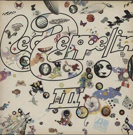 Led Zeppelin III (1970) Album de Led Zeppelin