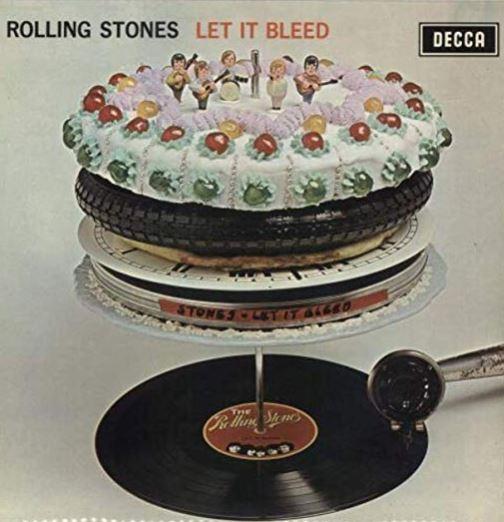Let It Bleed (1969) Album de The Rolling Stones