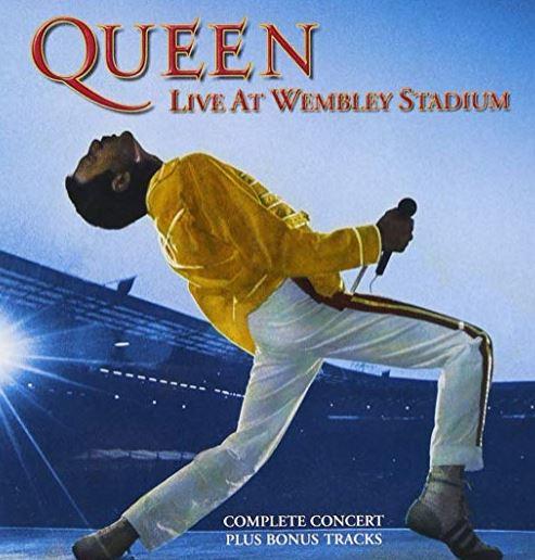 Live at Wembley '86 (Live) (1992) Live de Queen