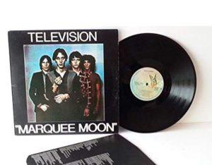 Marquee Moon (1977) Album de Television