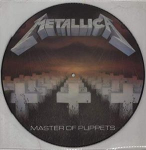 Master of Puppets (1986) Album de Metallica