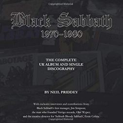 Paranoid (1970) Album de Black Sabbath