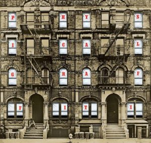 Physical Graffiti (1975) Album de Led Zeppelin