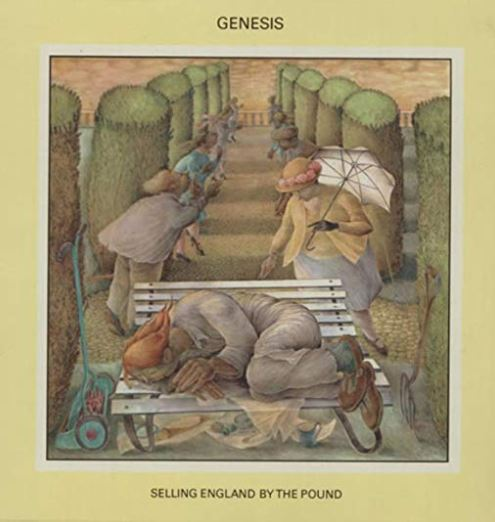 Selling England by the Pound (1973) Album de Genesis