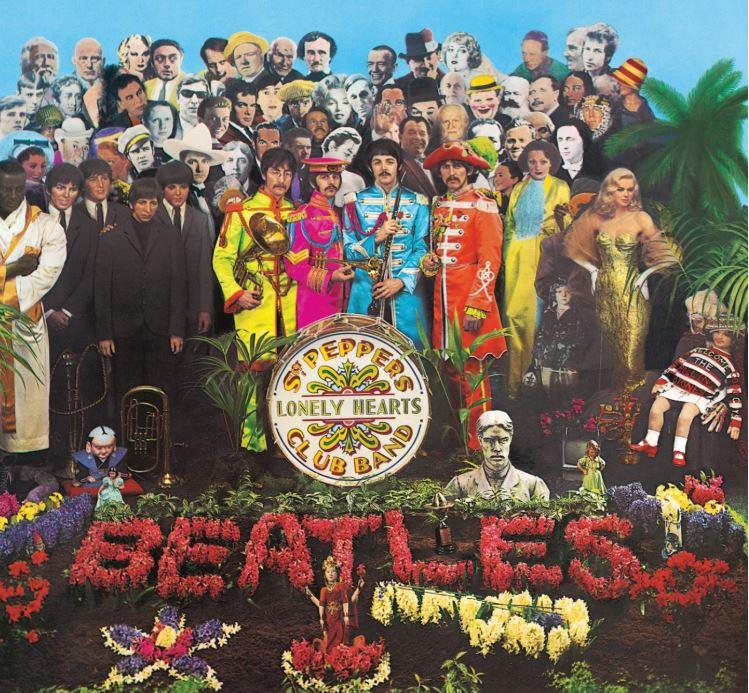 Sgt. Pepper's Lonely Hearts Club Band (1967) Album de The Beatles