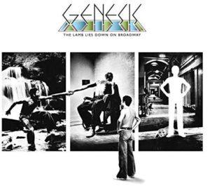 The Lamb Lies Down on Broadway (1974) Album de Genesis