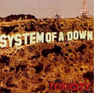 Toxicity (2001) Album de System of a Down