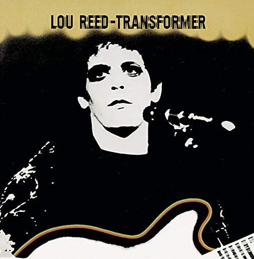 Transformer (1972) Album de Lou Reed