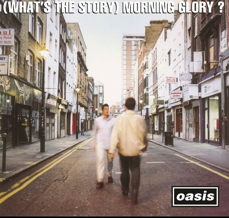 What's the Story Morning Glory (1995) Album de Oasis