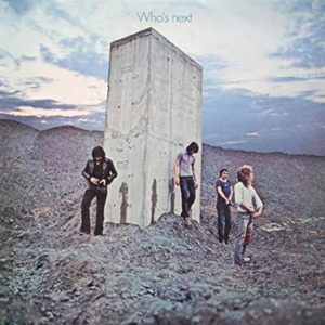 Who's Next (1971) Album de The Who