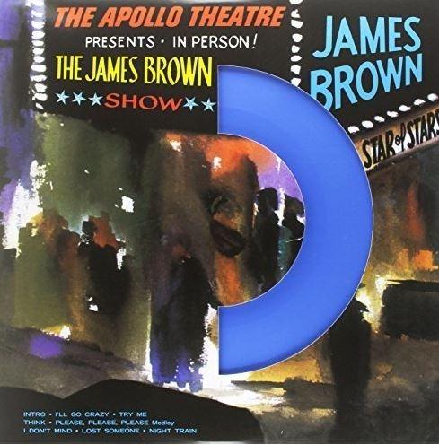 los mejores discos de James Brown